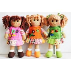 Art. 2004 bambola Pezza cm.30