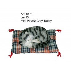 Gray Tabby Mini Petzzz