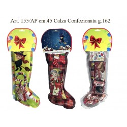 Calza Cellophan c/Cavallotto g.162 conf. pz. 6