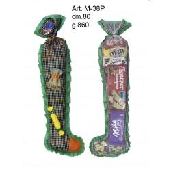 Calza Gigante Doni cm.80 g.860 conf. pz. 6