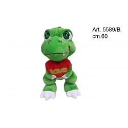 Pel. Drago c/Cuore Grande cm.60