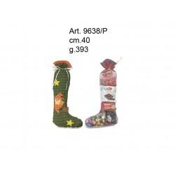 Calza Cotone c/Befana g.393 conf. pz. 6