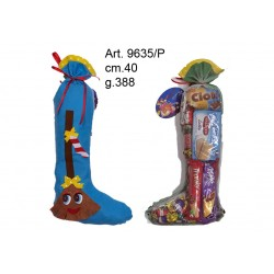 Calza Panno Scopa cm.40 g.388 conf. pz.3