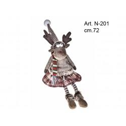 Alce Seduta Gambe Lunghe cm.72 conf. pz.1