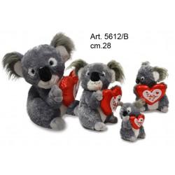 Pel. Koala c/Cuore cm.28 Conf. Pz.1