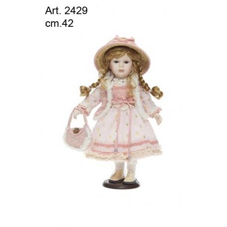 Bambola Cipria  cm.42  conf. pz. 1