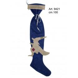 Calza Befana Ombra Grande cm.100 Conf. Pezzi 1