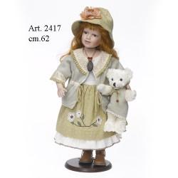 Bambola Olivia cm.62