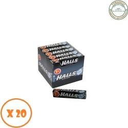 Halls Extra Forte Senza zucchero pz.20