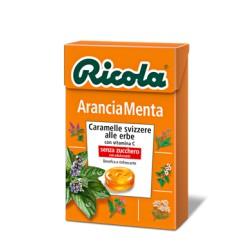 Ricola Arancia-Menta Pz.20