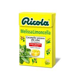 Ricola Melissa-Limoncello Pz.20
