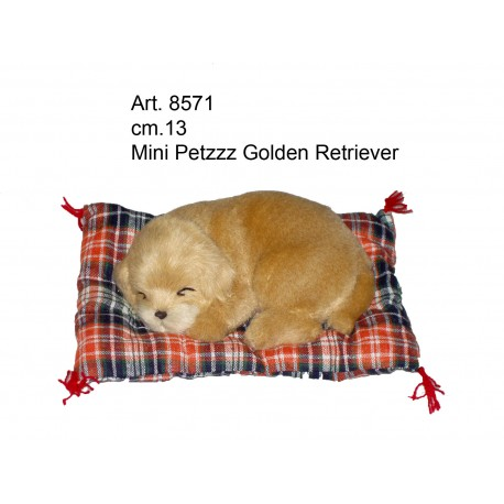 Golden Retriever Mini Petzzz Luirè