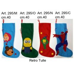 Calza Eroi Spider Man cm.40