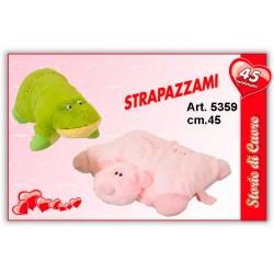 """Pel. Animali Cuscino """"Strapazzami"""" cm.45"""