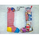 Epiphany stockings with sweets